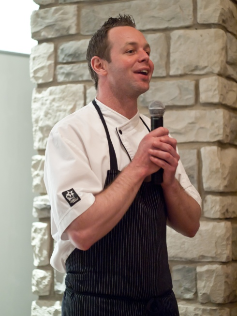 Chef Ellis Cooley (Pic credit Edsel L)